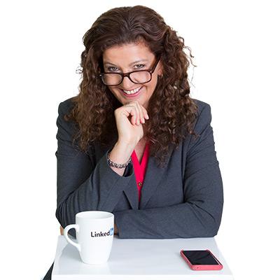 Wil je meer succes hebben met LinkedIn? Neem dan een workshop van socialmedia-expert Corinne Keijzer
