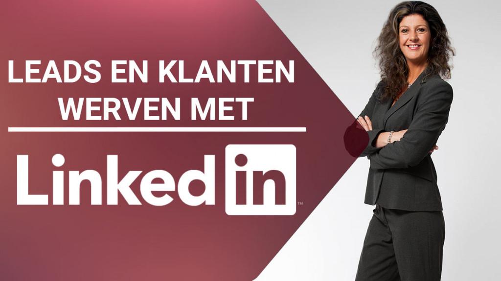 Online video training: Leads en klanten werven met LinkedIn