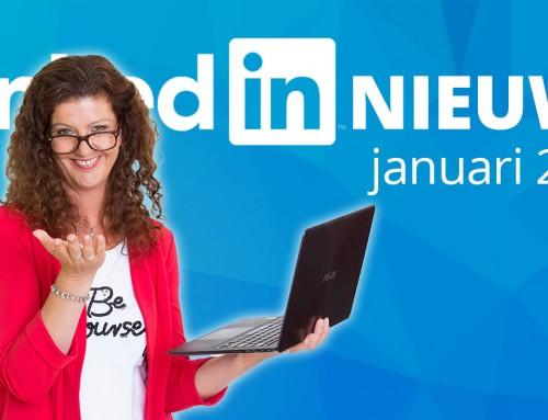 LinkedIn nieuws januari 2020