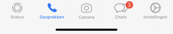 videobellen via whatsapp