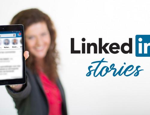 LinkedIn stories – hoe zet ik ze in
