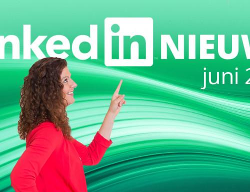 LinkedIn nieuws juni 2020