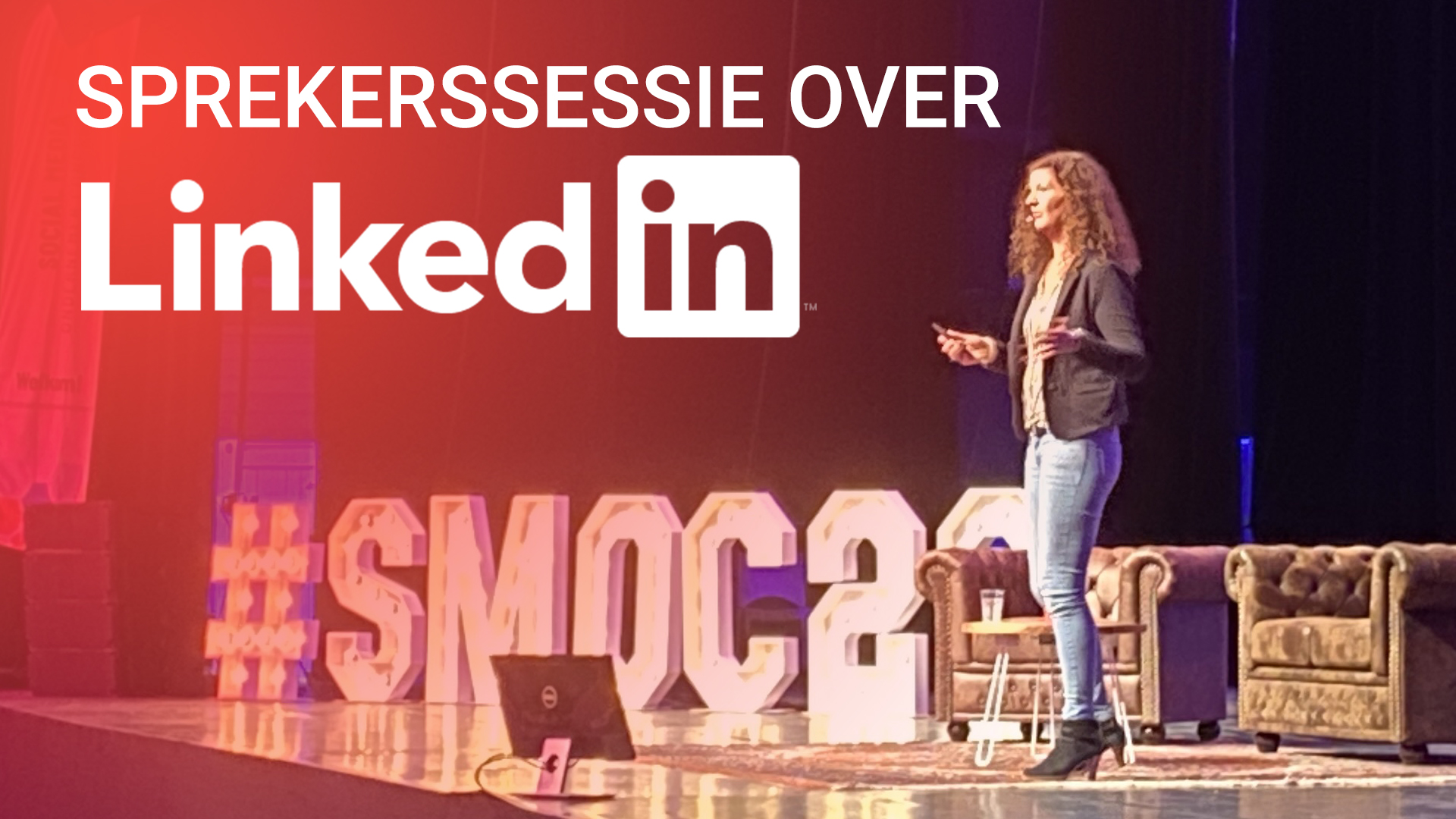 Aftermovie Social Media Ondernemers Congres 2020