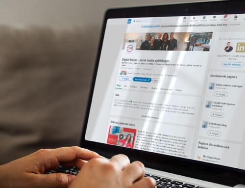 Wat kan ik met een 'Werken bij' pagina op LinkedIn