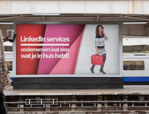 LinkedIn services – ondernemers laat zien wat je in huis hebt