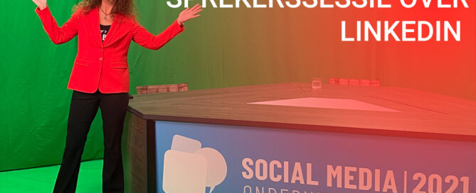 Aftermovie Social Media Ondernemer Congres 2021 - Sprekerssessie Corinne Keijzer over LinkedIn