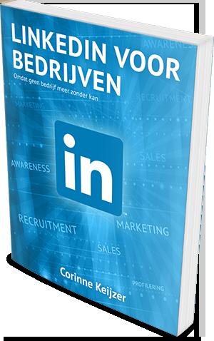 bedrijfspagina LinkedIn opzetten