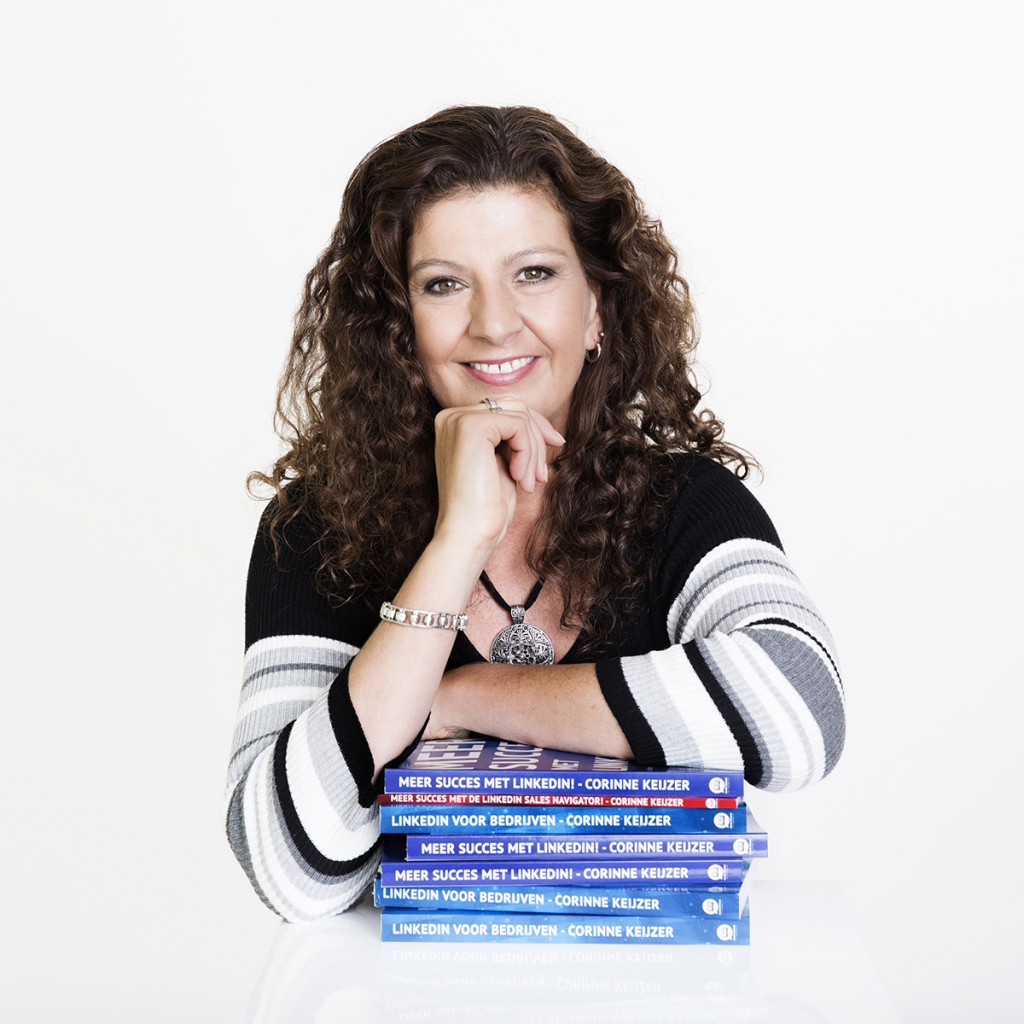 LinkedIn expert Corinne Keijzer